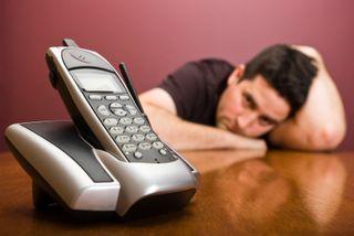 phone waiting