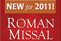 Change in Catholic liturgy: The third edition of the English Roman Missal goes into effect Nov. 27, 2011