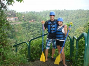 Dream honeymoon for CatholicMatchers Paul & Regina