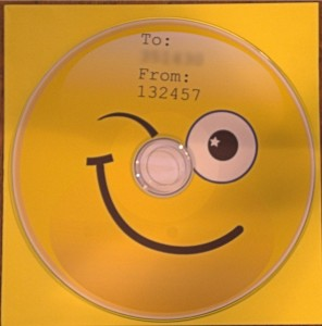 The perfect gift for a first date: A mix tape (or CD) is a thoughtful, old-school gift