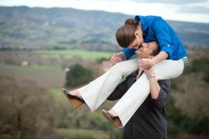 Illinois girls finds California romance amid vineyards