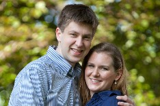 Will & Annalee's Notre Dame connection was the start of a beautiful relationship.