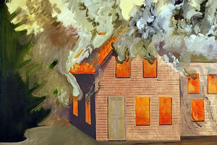 Philosophy of life: If your house were on fire, what would you take?