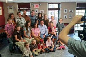 TLC news flash: Michelle & Jim Bob Duggar are expecting their 20th child