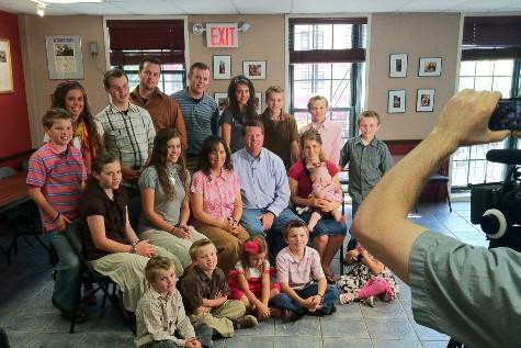 TLC news flash: Michelle & Jim Bob Duggar are expecting their 20th child