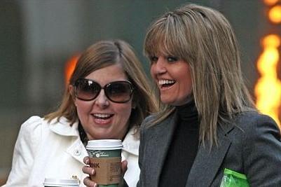 friends, coffee