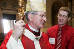 Archbishop John Nienstedt has been preaching on the benefits of the new Roman Missal