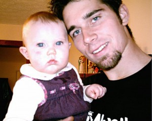 Joel is a member of CatholicMatch & his niece (pictured) is a product of CatholicMatch!