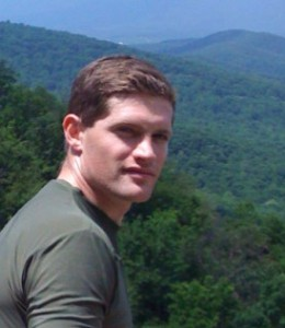 An outstanding single Catholic man: Freddie, 33, hiking the Shenandoah