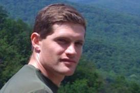 An outstanding single Catholic man: Freddie, 33, hiking the Shenandoah