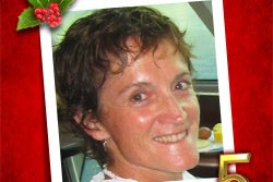 Long-distance running & long-distance relationships: Meet Linda