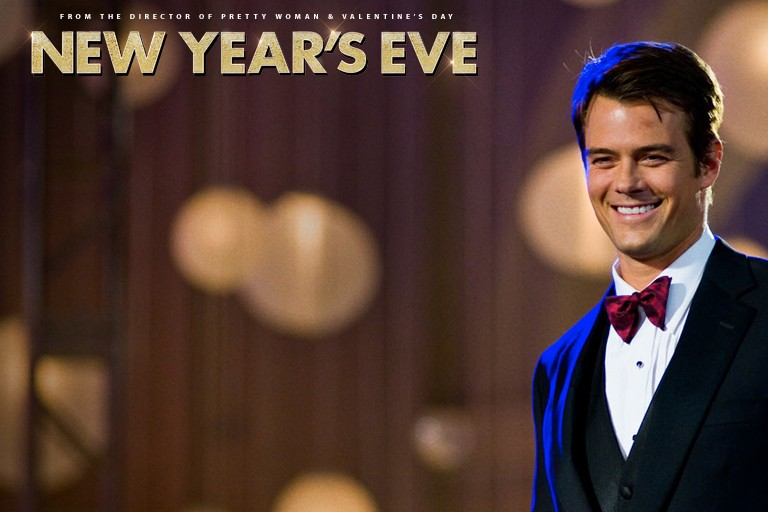 """Josh Duhamel is one of the many stars in the new movie """"New Year's Eve."""""""