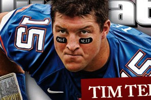 Tebow Mania is out of hand, writes Dan Flaherty on CatholicMatch.com/blog