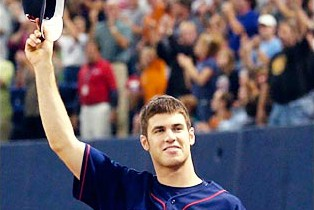 Joe Mauer proposed to his girlfriend this weekend in Florida