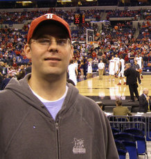 Brian left his Louisville home to pursue his dreams in Indiana.