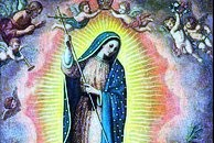 The Feast Of the Immaculate Conception is a holy day of obligation