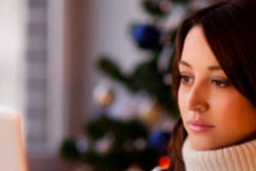 Being single for the holidays can be lonely