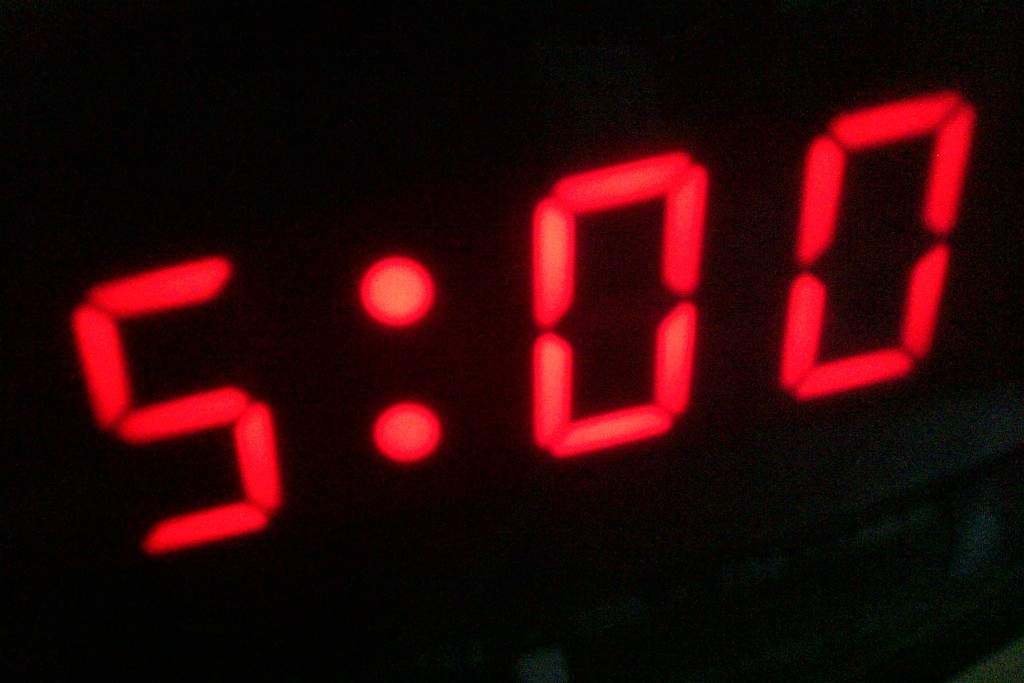 Waking up at 5 am, staying up late: the life of a sports blogger