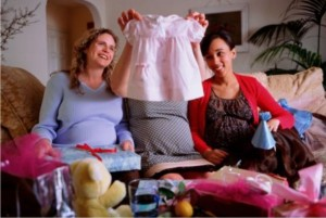 Pregnant and full of it: Are you the only childless woman at the baby shower?