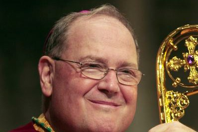 Wisdom for 2012: Archbishop Dolan suggests New Year's resolutions