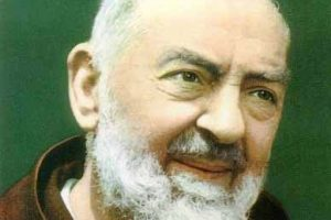 St. Padre Pio is a well loved saint. Who is your patron saint?