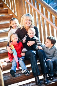 Mary Beth Bonacci loves being an aunt