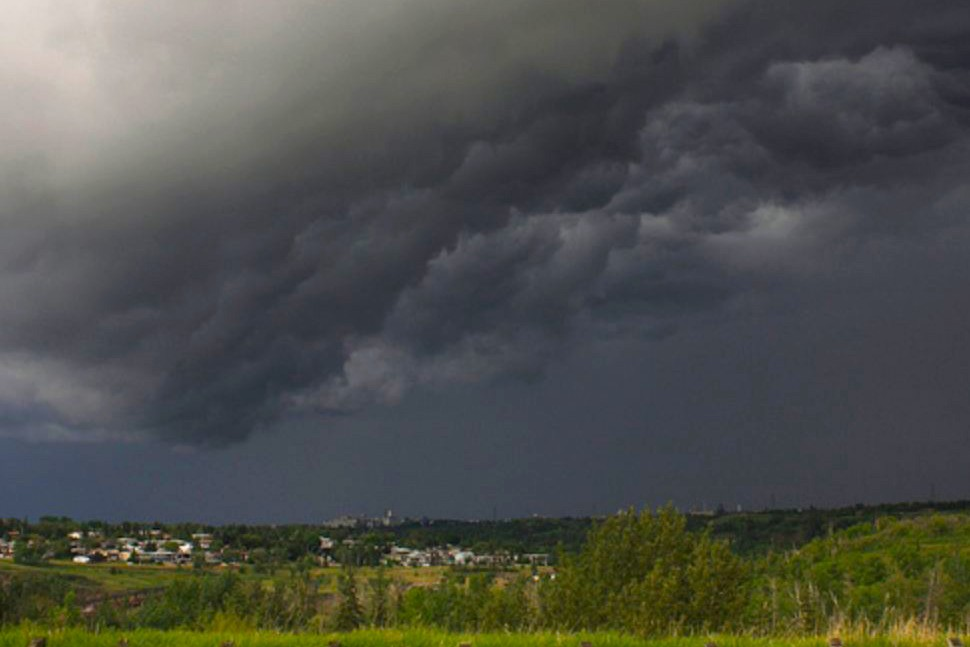 Good Friday storm: Eerie weather for a Wisconsin widow