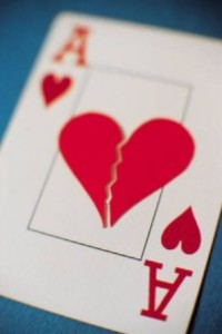 Ace of Hearts: Are you dealing with a royal broken heart?