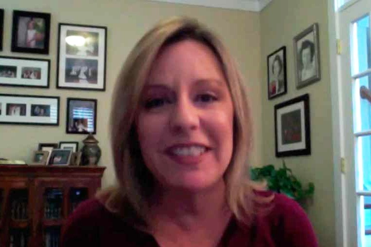 Lisa Duffy created a video for divorced Catholics via CatholicMatch.com
