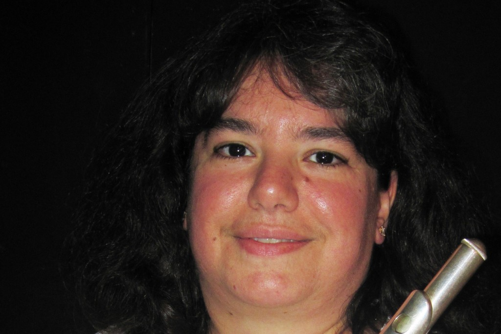 Lucia rediscovered hope and her flute after joining CatholicMatch
