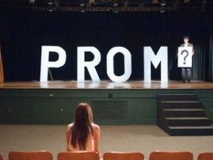 Prom-posals are extravagent ways of asking a date to prom.
