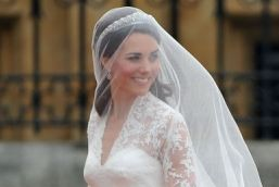 Many Catholic women praised Kate Middleton's modest wedding dress