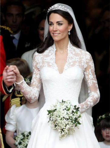 Catholic Women Have Mixed Opinions On Kate Middleton S Wedding Dress