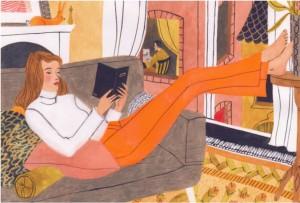 living alone NYT art