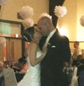 "Jason came home from military service to his waiting bride, who calls him her ""JPII miracle"""