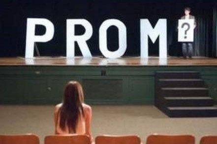 Prom-posals are extravagent ways of asking a date to prom