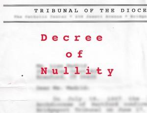 Decree of Nullity copy