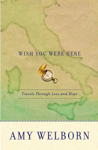 Wish You Were Here was published by Random House in February