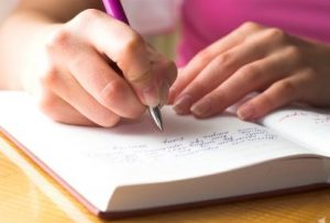 Q&A with Amy Welborn: journaling often is an effective way to deal with grief