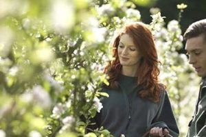 A visit to the apple orchard could be a perfect first date, depending on her disposition
