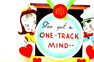 Finding a spouse: Do you have a one-track mind?