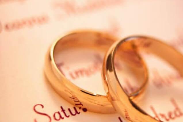 Wedding day mishaps recalled