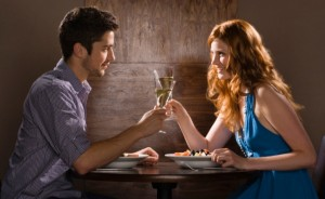 Mindful eating, mindful dating: advice for singles