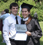 With graduation behind them, Alex & Olivia are moving forward together