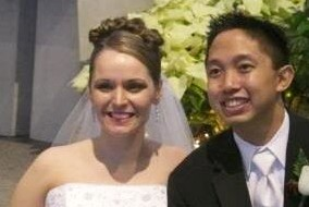 This single Catholic girl from Kansas didn't expect to marry an Asian man