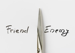 Friend-Enemy