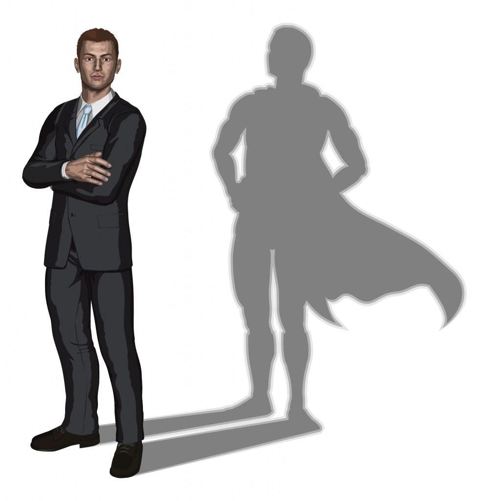 Modern-Day Hero
