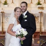 Justin & Megan built their marriage on the foundation of a shared faith and shared desire for a family.