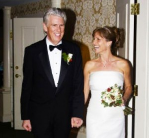 50-something singles: Bill & Donna met on CatholicMatch and were married in 2011