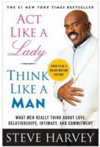 Steve Harvey's dating advice: Think Like A Man!